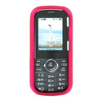 OEM Verizon Snap-On Case for LG Cosmos VN250 (Pink) (Bulk Packaging)