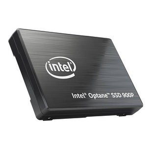 Intel Ssd Ssdpe21d280gasm 900P 280Gb 2.5 W U.2-M.2 Connector Pcie 4.0 20Nm 3D
