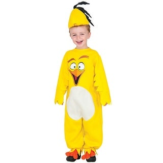 Rubies Chuck Toddler Costume - YELLOW