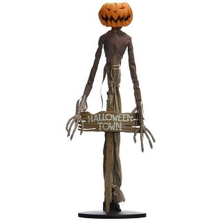 Nightmare Before Christmas: Pumpkin King Jack Coffin Doll