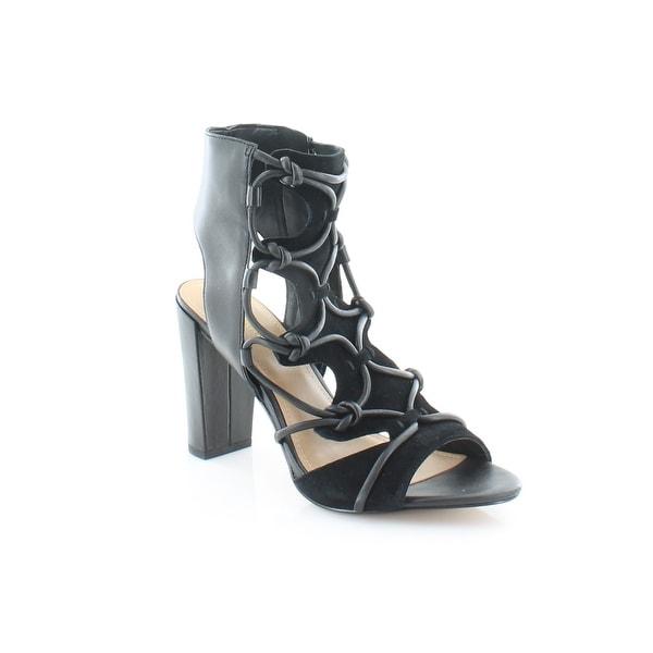BCBGeneration Faye Women's Heels Black