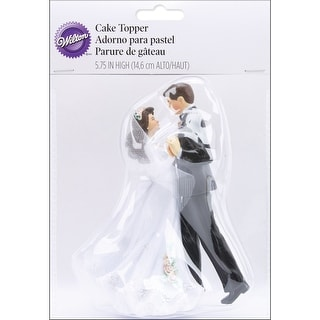 """Cake Topper 5.75""""-First Dance"""