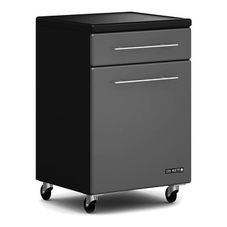 Ulti-MATE Garage GA-03 1-Drawer / 1-Door Rolling Base Cabinet