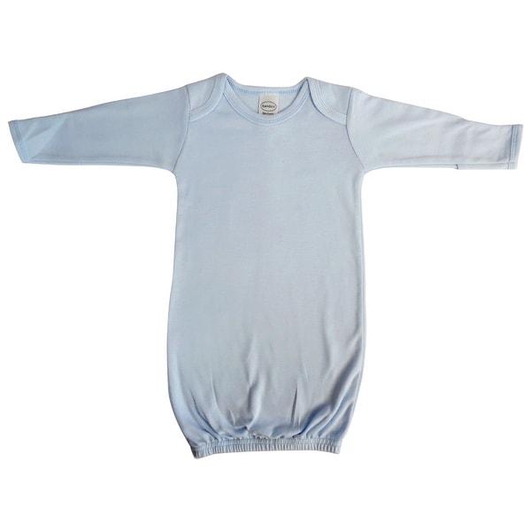 Bambini Infant Blue Gown - Size - Newborn - Unisex