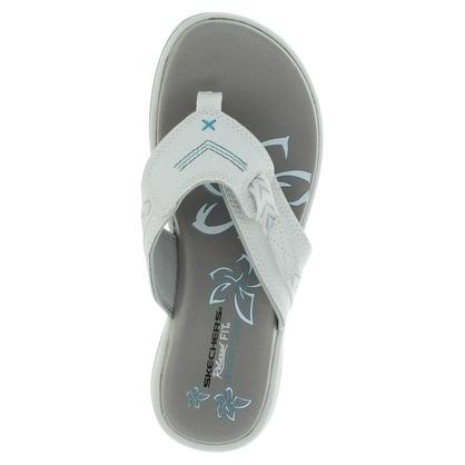 skechers memory foam sandals womens