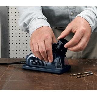 "Drill Doctor DD350XC Drill Bit Sharpener, Sharpens 3/32"" to 1/2"""
