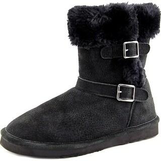 Lamo Cresson Women Round Toe Suede Winter Boot