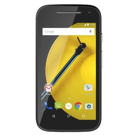 Motorola E XT1527 AT&T Android OS Phone - Black (Certified Refurbished)