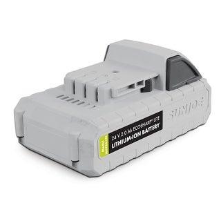 Sun Joe iBAT24-LTE 24-Volt 2.0 Ah Lithium iON Battery