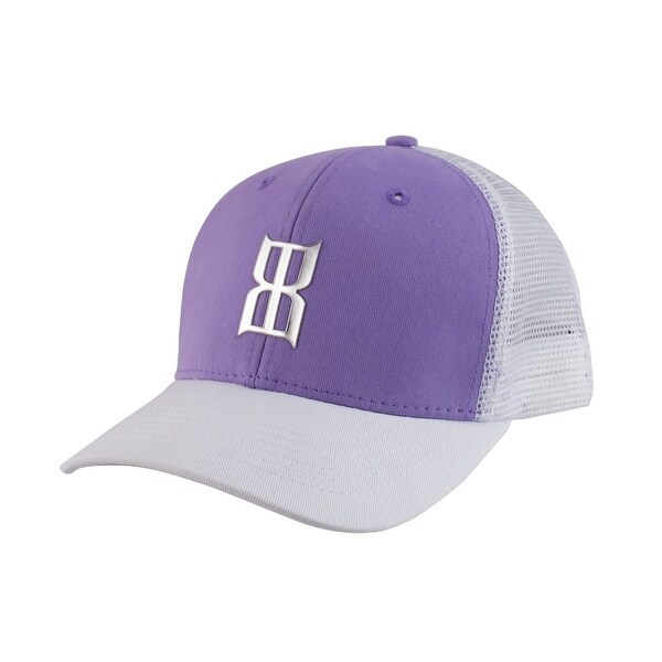 d14504bdc56 Bex Hat Womens Front Logo Snap Back Glamous Purple - Free Shipping ...