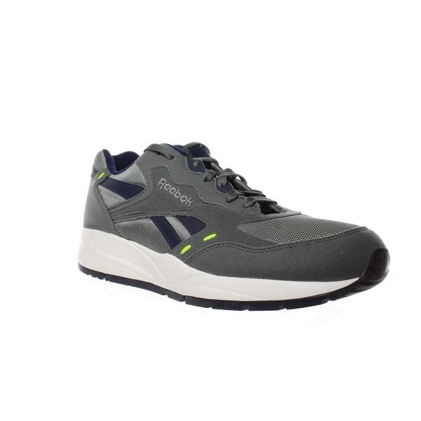 Shop Reebok Mens Bolton Essential Gray
