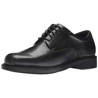 Rockport Mens Margin Oxfords Leather Plain Toe - 11 narrow (c)