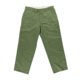 Dockers Mens Twill Classic Fit Khaki Pants - 42/30