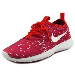 Nike Juvenate Print Women Round Toe Synthetic Red Running Shoe