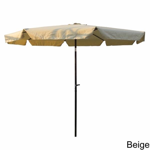 International Caravan St. Kitts All-Weather 10-foot Patio Umbrella. Opens flyout.