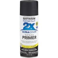 Rust-Oleum Flat Black Primer 249846 Unit: EACH