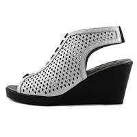 ARRAY Womens Callista Open Toe Casual Slingback Sandals - 11