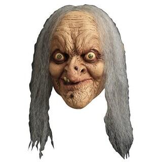 Ghoulish Masks Wanda Adult Mask - beige