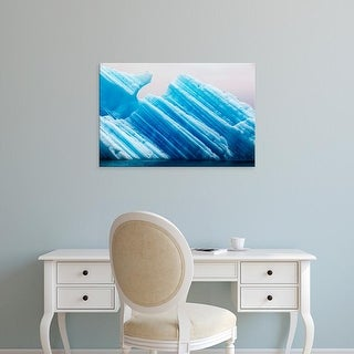 Easy Art Prints Paul Souders's 'Glacial Iceberg' Premium Canvas Art