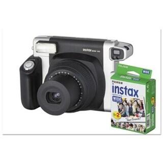 Fujifilm Instax Wide 300 Camera Bundle - Black Instax Wide 300 Camera Bundle