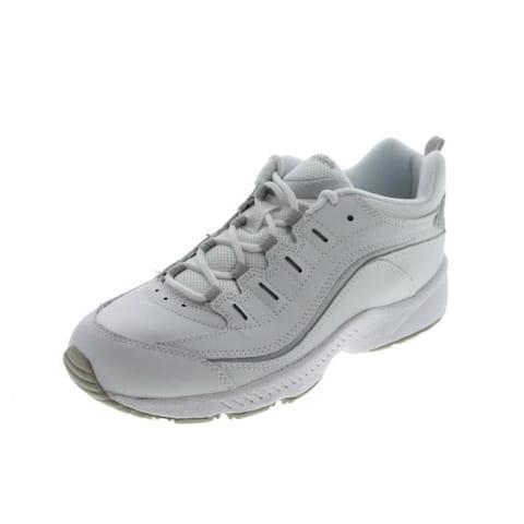 Easy Spirit Womens Romy Walking Shoes Contrast Trim Athletic