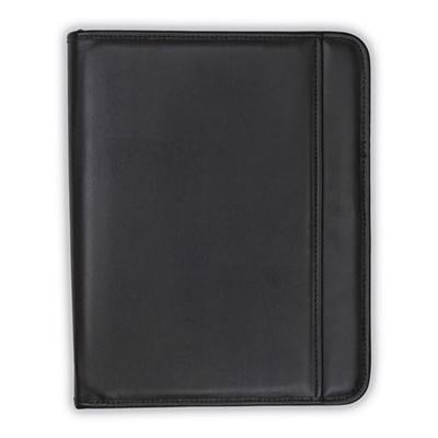 Samsill Professional Padfolio - Resume Portfolio / Business Portfolio With Secure Zippered Closure, 10.1-Inch Tablet Sle