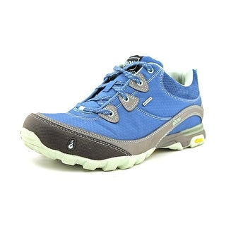 Ahnu Sugarpine Women Round Toe Synthetic Blue Trail Running