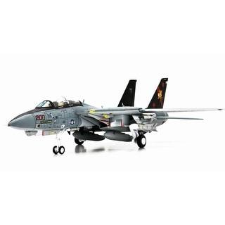 Century Wings 1:72 Grumman F-14A Tomcat Diecast Model (USN VF-114 Aardvarks, NH105, USS Kitty Hawk, 1978) - Multi