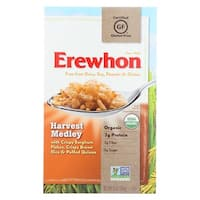 Erewhon Organic Harvest Medley Cereal - Case of 12 - 10 oz.