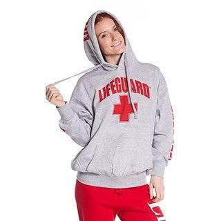 Lifeguard Women's Hoodie Sweatshirt Authentic