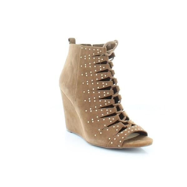 Jessica Simpson Barlett Women's Heels Canela Brown