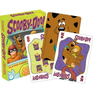 Link to Scooby-Doo Playing Cards - Multi Similar Items in Casino Games