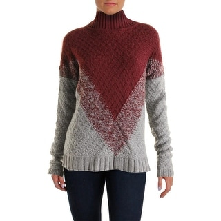 The Lane Womens Wool Boxy Pullover Sweater
