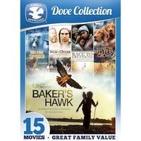 15-Movie Dove Family Collection [DVD]