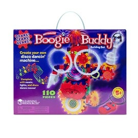 Gears! Gears! Gears! Boogie Buddy Motorized Set
