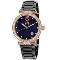 Jivago Women's Bijoux JV2215 Mother of Pearl Dial watch