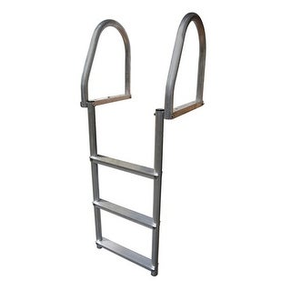 Dock Edge 3-Step Eco Flip-Up Dock Ladder 3 Step Flip Up Dock Ladder