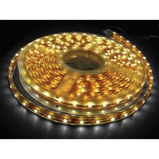 """Xscorpion 16.4"""" LED Strip 18 LEDs per Foot White"""