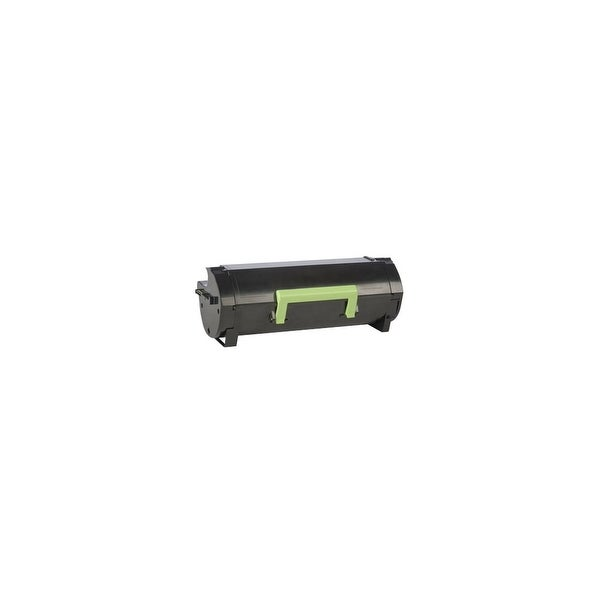 """Lexmark 60F0HA0 Lexmark Unison 600HA Toner Cartridge - Black - Laser - High Yield - 10000 Page - 1 / Pack"""
