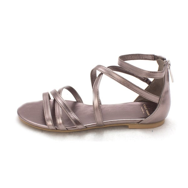 Cole Haan Womens 14A4110P Open Toe Casual Strappy Sandals - 6