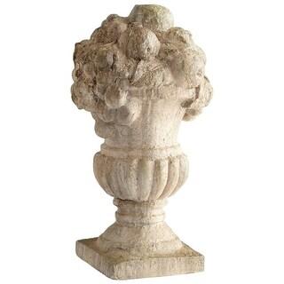 """Cyan Design 8689 Prairie 20"""" Tall Cement Statue"""