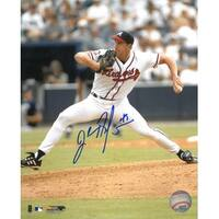 John Rocker signed Atlanta Braves 8x10 Photo
