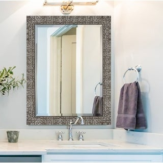 Link to Mirror Trend Framed Accent Mirror DM-IN01C-2432 24''X 32'' - 24*32 Similar Items in Mirrors