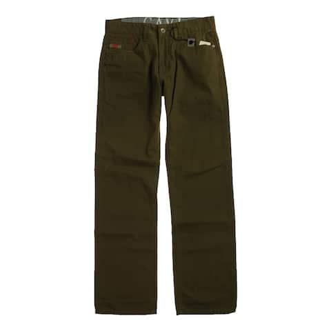 CAVI Mens Kirtldenim Relaxed Jeans, brown, 32W x 34L