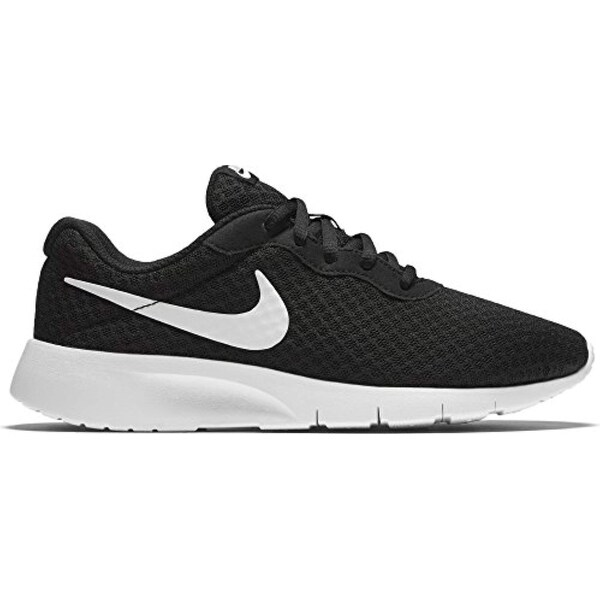 new style 569e0 e91b0 Nike Kids Tanjun (Gs) Running Shoe Black White White