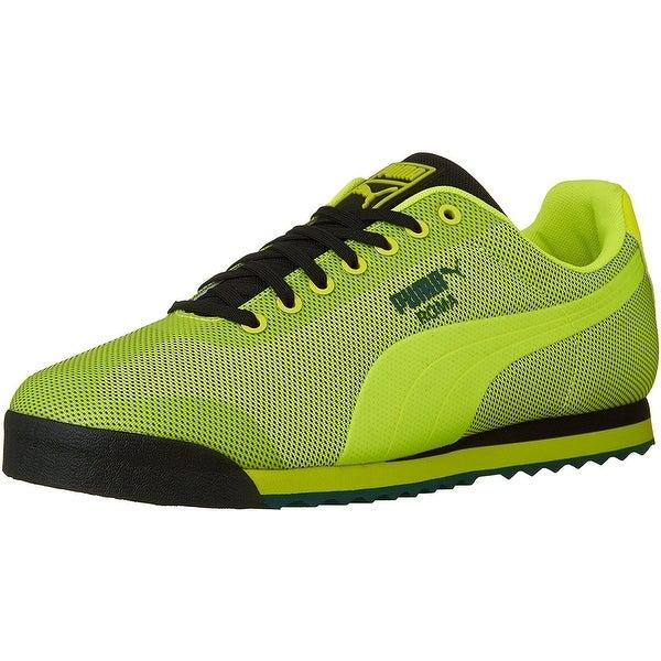 7cd89b7e2ff6 Shop PUMA Mens Roma Low Top Lace Up Fashion Sneakers - Free Shipping ...