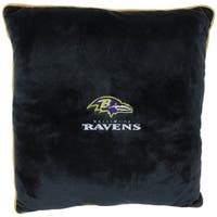 NFL Baltimore Ravens Pillow