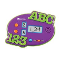 Learning Resources ABC and 123 Electronic Flash Card
