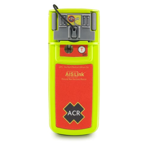 ACR AIS Link Personal Man Overboard Beacon AIS Link Personal Man Overboard Beacon