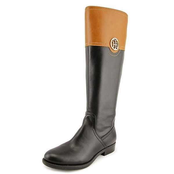 Tommy Hilfiger Womens Silvana 3 Closed Toe Mid-Calf Fashion Boots